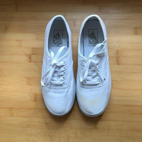 Vans Shoes | Womens Low Pro Authentic